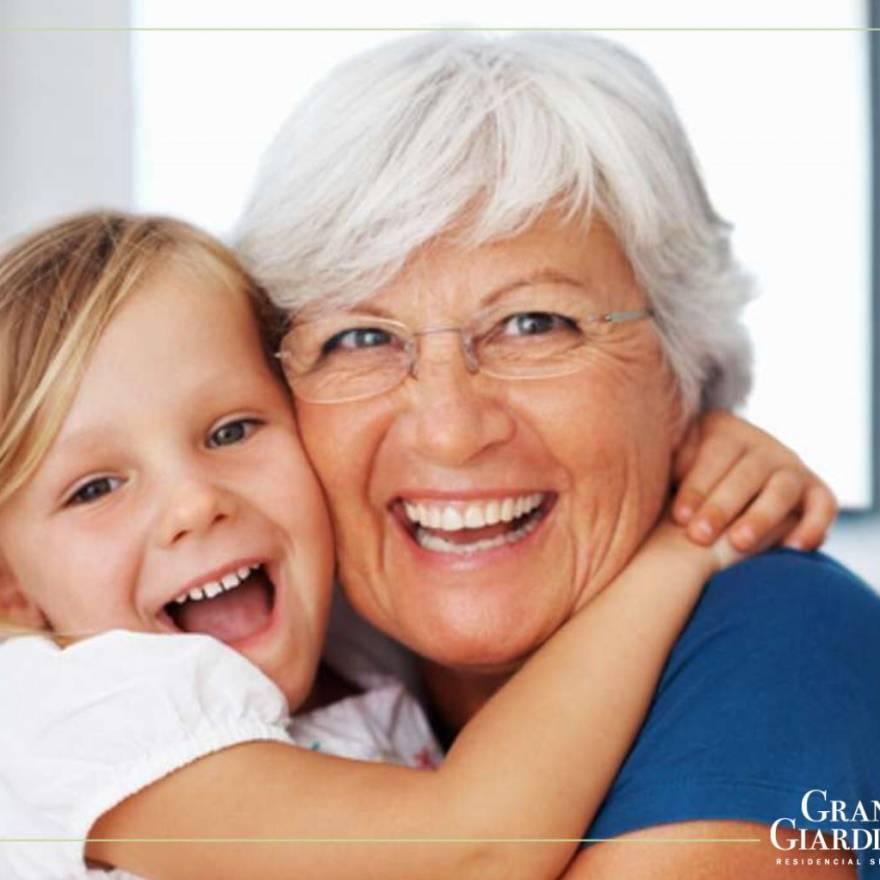Convivência entre idosos e crianças é repleta de ensinamentos