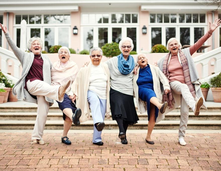 Day Care, uma nova alternativa para os idosos aproveitarem a terceira idade