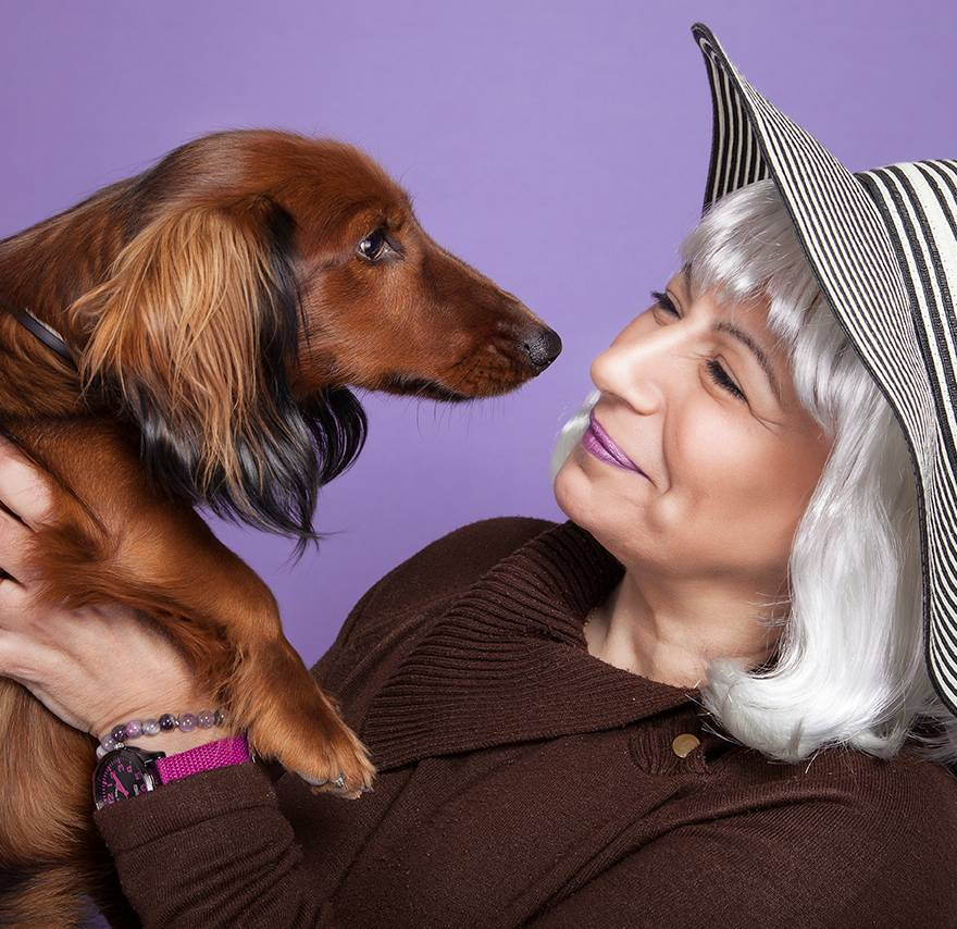 Benefícios de convivência com animais para idosos