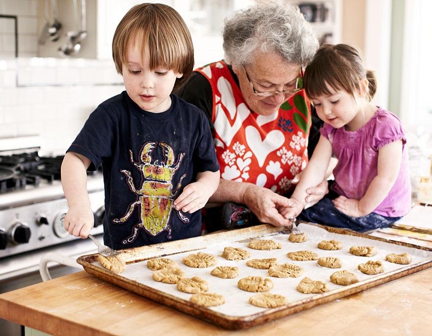 Os benefícios da culinária para a terceira idade