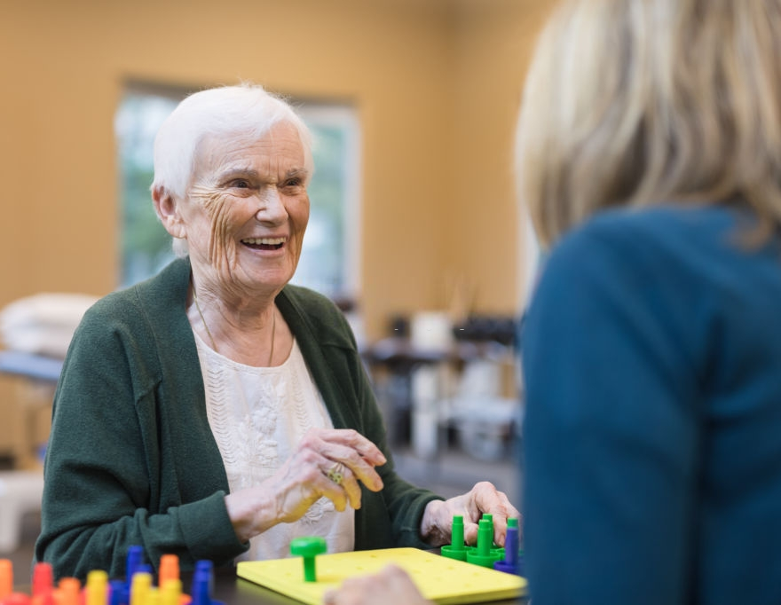 Os benefícios da Terapia Ocupacional na terceira idade