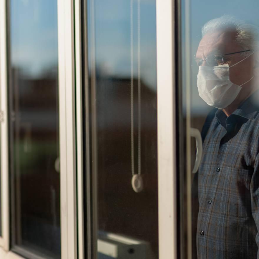 Idosos e a pandemia: impactos do isolamento na saúde mental