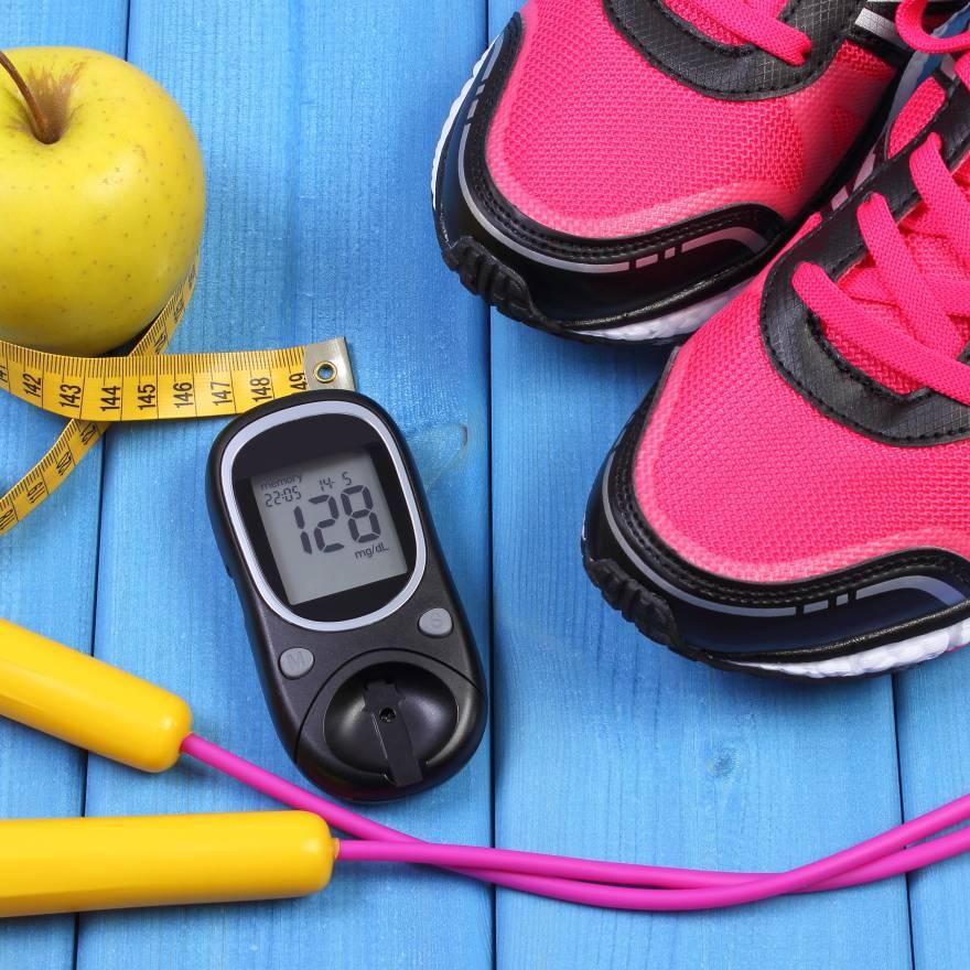 Exercícios físicos garantem uma vida mais saudável e de qualidade para diabéticos