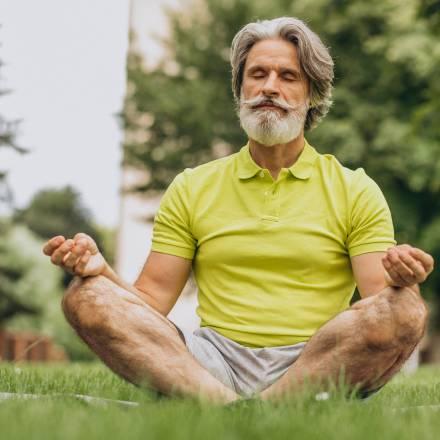 Meditação: uma prática benéfica aos idosos
